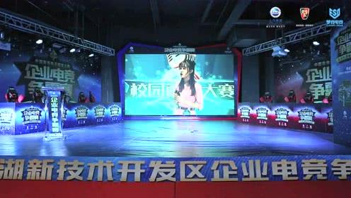 2018中国青年电子竞技大赛企业电竞争霸赛-东湖新技术开发区